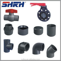ISO/BS/AS/NZS/ASTM standard Upvc pipe fittings