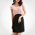 Fancy Summer Clothing Cute Close Fitting Formal Short Dress Pattern With Your Design