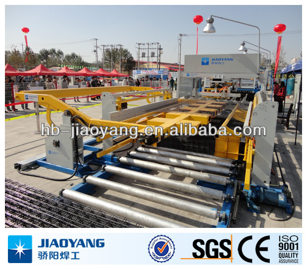 Construction Use Bridge Viaduct Road 12mm Reinforcing Rebar Mesh Making Welded Wire Machine
