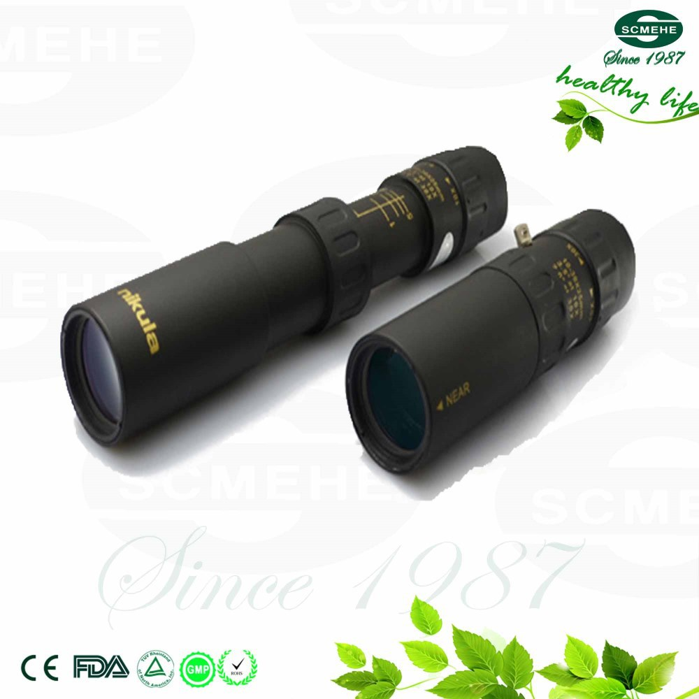 Zoom Mini Monocular 10-30x25 Telescope Hunting Outdoor sports