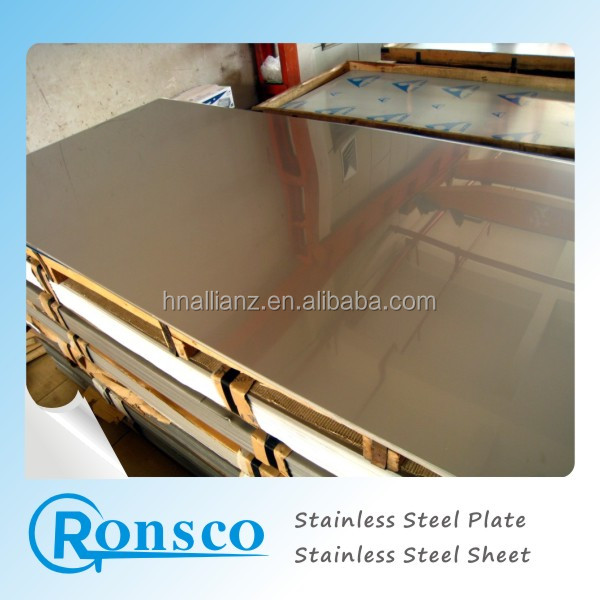 steel panels, 2B,BA,NO.4,Mirror surface, used in foodstuff, gas, metallurgy, biology, electron, chemical, petroleum