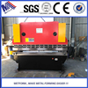 Metform 100T hydraulic press brake/CNC Sheet Metal bending machine/Plate Bender
