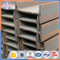 prime quality hot rolled standard size i section steel beam