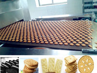 KH automatic biscuit production line price/biscuit production line industry