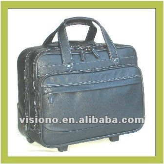 2017 PU Laptop trolley bags SP453