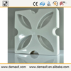 whole Colorful Metero square film for furniture wall 3d hollow ceramic block