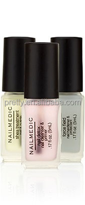 Nail revolution 3 phase cuticle and nail treatment (Nail Detox, Shea Treatment, Force Field Nail Medic)
