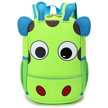 Waterproof Cute Deer Cartoon School bag Children Backpack bag Rucksack