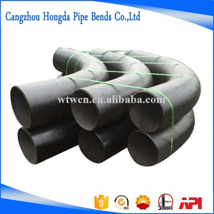 Top consumable products heat insulation bend pipe shipping from China