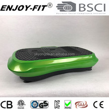 ULTRATHIN VIBRATION PLATE CRAZYF IT MASSAGE FITNESS EQUIPMENT 200W MOTOR