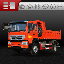 SINOTRUK HOWO 4X2 SMALL DUMP TRUCK FOR SALE