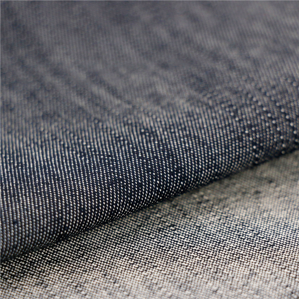 16X200D+40D/98X44 205Gsm 147Cm Navy Coat Pant fabric Men Suit Cotton Outdoor Functional 100% Polyester T/C Elastic Fabric