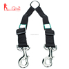 Double Dog Leash Coupler No Tangle Durable Suits All Dog Walker and Trainer Leash Two Dogs