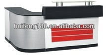 2017 Hot sale modern salon reception desk 180