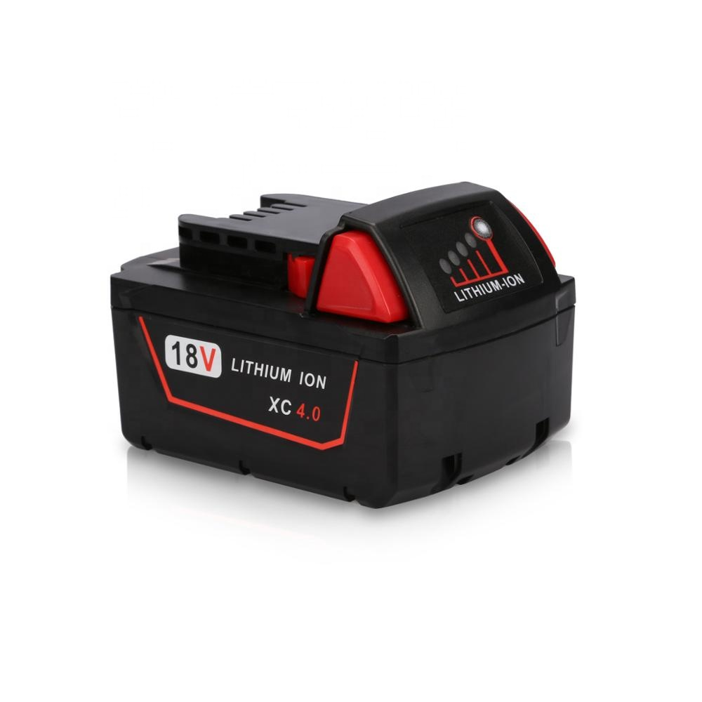 18v 5.0Ah Rechargeable Power Tool <strong>Battery</strong> for replacement milwaukee <strong>battery</strong> pack