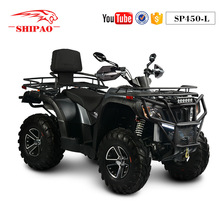 SP450-1L big power 4 wheel drive 4x4 quad atv