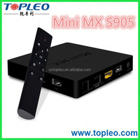 S905 KODI MINI MX Newest Android 5.1 Lollipop TV Box Fully Loaded 4K Quad Core