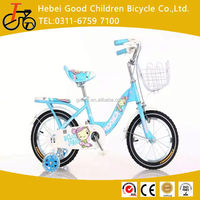 2016 hot design and high quality children used plastic kids bike / used bike for sale to children