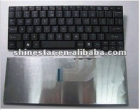 LA layout replacement notebook Keyboard for ACER one AOA150 AOD150 D250 ZG5