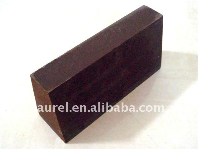 magnesia chrome refractory brick for metallurgy,non-ferrous,glass kiln