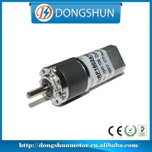DS-22RP180 22mm Planetary gearhead mini 12v dc gear motor