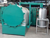 Coconut Shell Charcoal Carbonisation Plant COM1200H
