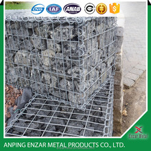 hexagonal gabion box/gabion box wire fencing/gabion box for slope protection