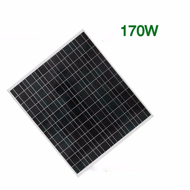 China High Performance Polycrystalline Panel Solar Modules