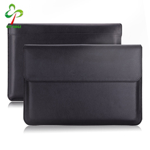 Slim PU Leather Laptop Sleeve Business Notebook Laptop Case for 10.1 11.6 Inch Netbook with Magnetic Seal