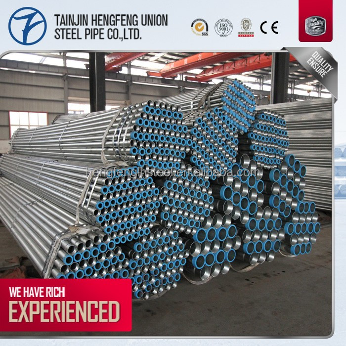 Factory price galvanized steel pipe online shopping business trade