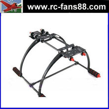 190 Multi-function Shock Absorption Landing Skid - Carbon Tube FC102216
