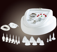 High Quality Healthy Therapy!! Breast Enlargement Vacuum Therapy Massage with Teaching Video