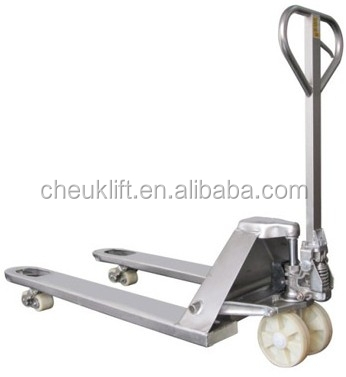 Powerful Manual Pallet Jack price scale CGBS series for warehosue