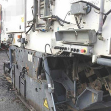 Used wirtgen W150 milling machine cold planer road construction