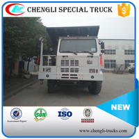 HOWO 6x4 Heavy Duty Mining Dumper Mine Tipper All Terrain ASPC Dump Truck