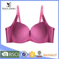 Hot Sale Moder Stylish Female Comfortable Sexy Cut Out Bra