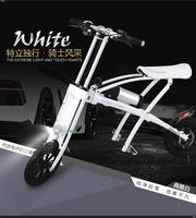 The world lightest practical mini electric mini tri scooter