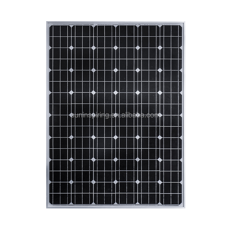 Monocrystalline 200W Solar Panel Price India