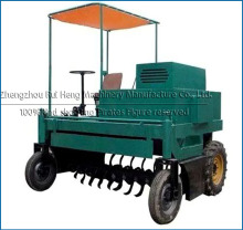 Factory supply mobile compost turner with great price