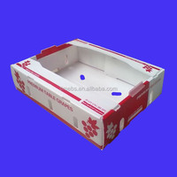 Apple plastic fruit and vegetable box packaging boxes