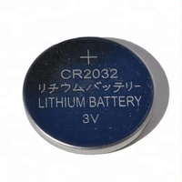 Watch Battery 3v LiMnO2 CR2032 button cell