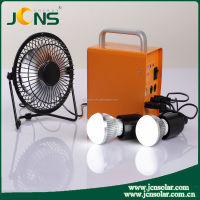 Home light kit portable solar power station