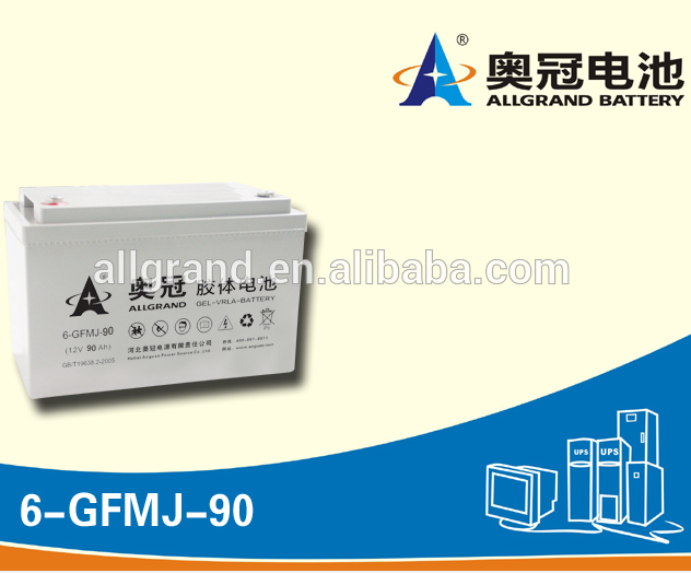 Rechargeable Battery for 12V90AH GEL Battery for Standby Power(UPS)