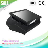 Made in china all in one 80mm printer 9.7 inch android pos machine
