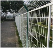 A manufactory galvanized welded wire fence panel(ISO9001)
