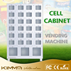 Large Capacity Cell Cabinet Vending Machine With Competitive Price