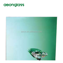 Glass Coloured Silver plexiglass Mirror lowes
