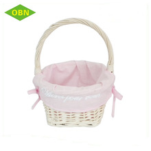 Small wicker basket wedding basket wicker baskets for wedding