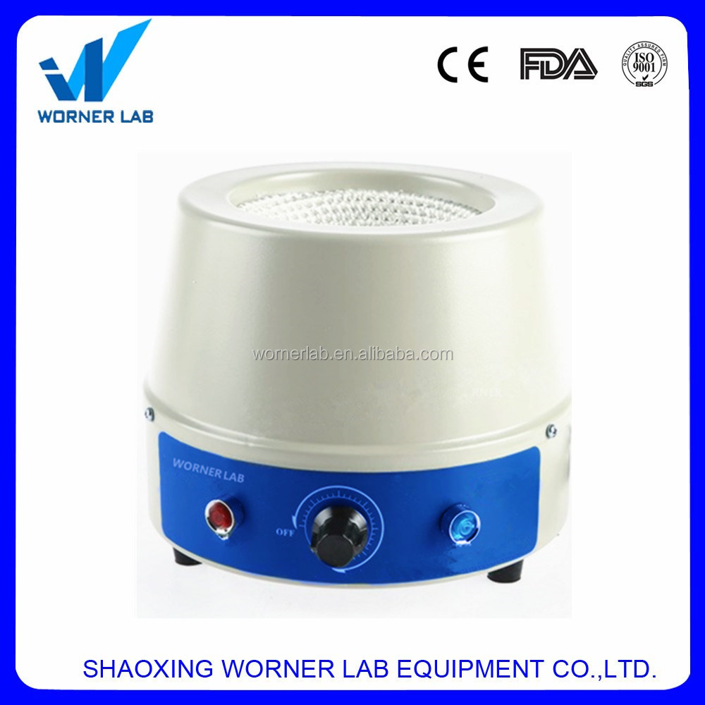 5000ml Laboratory Equipment Intelligent magnetic stirring heating mantle