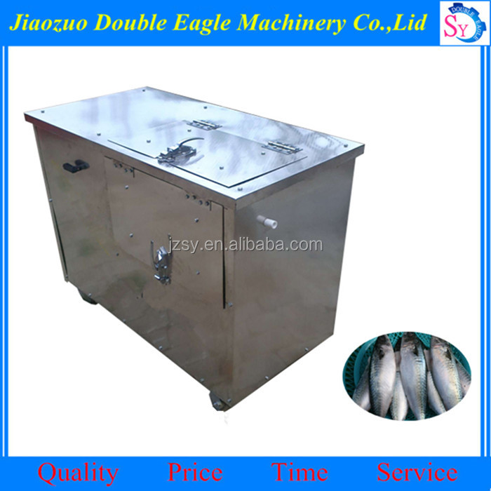 New style Fish skinning machine/fish processing equipment For Sale